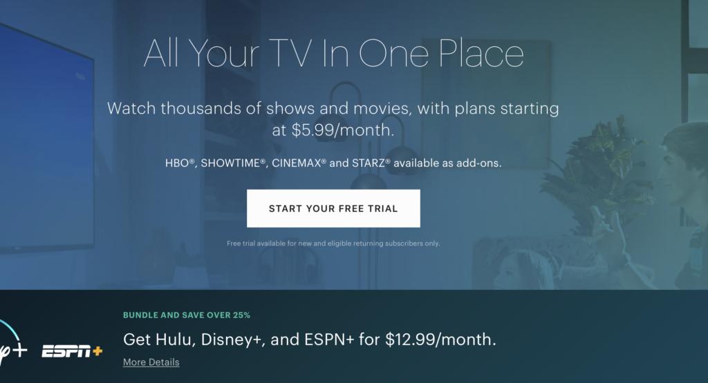 Hulu Preisbeobachtung